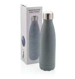 Waterflessen bedrukken Vacuüm roestvrijstalen reflecterende fles P436.47