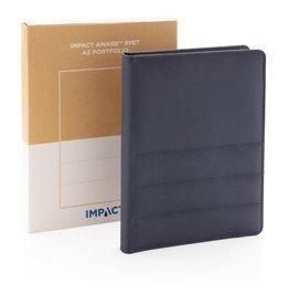 Schrijfmappen bedrukken Impact AWARE™ RPET A5 portfolio P774.17