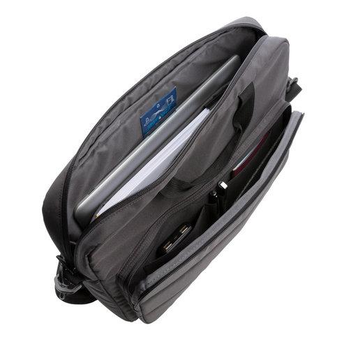 """Laptoptassen bedrukken Impact AWARE™ RPET 15,6""""laptoptas P730.04"""