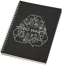 Notitieboekjes bedrukken Nero A5-formaat wire-o notitieboek - 10772090
