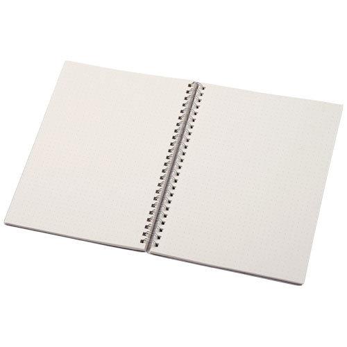 Notitieboekjes bedrukken Bianco A5-formaat wire-o notitieboek 107719