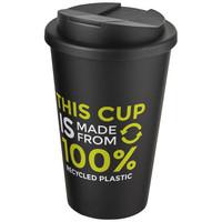 Thermosbeker bedrukken als relatiegeschenk Americano Recycled® 350 ml geïsoleerde beker 210419