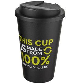 Thermo mok relatiegeschenk Americano Recycled® 350 ml geïsoleerde beker 210419