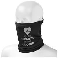 Corona preventie gerelateerde relatiegeschenken Aster multi-scarf 38703