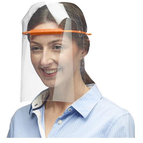 Corona preventie gerelateerde relatiegeschenken Beschermend gezichtsvizier - Groot 210252