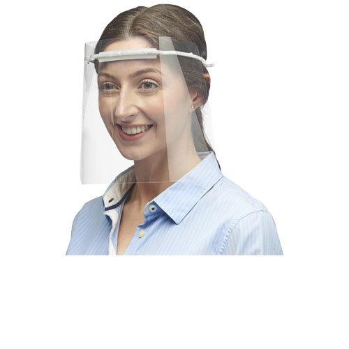 Corona preventie gerelateerde relatiegeschenken Beschermend gezichtsvizier - Medium 210251