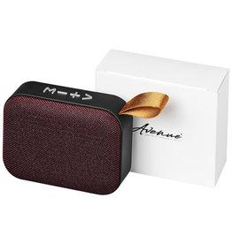 Speakers relatiegeschenk Fashion Bluetooth®-speaker van stof 124133