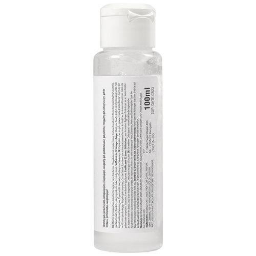 Corona preventie gerelateerde relatiegeschenken Antibacteriële reinigingsgel Made in Europe 100ml - LT92715