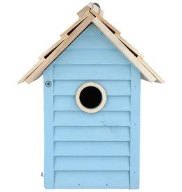 Corona preventie gerelateerde relatiegeschenken Vogelhuisje LT94509