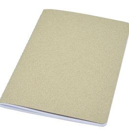 Notitieboekjes bedrukken Gianna gerecycled karton notitieboek