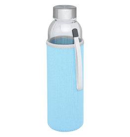 Bidons relatiegeschenk Bodhi 500 ml glazen drinkfles