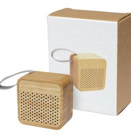 Speakers bedrukken Arcana bamboe Bluetooth®-speaker