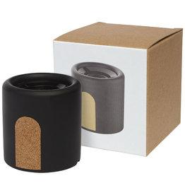Speakers relatiegeschenk Roca kalksteen/kurk Bluetooth®-speaker