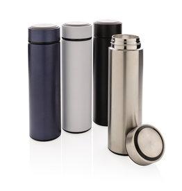 Thermosflessen relatiegeschenk Thermosfles vacuüm roestvrijstaal fles
