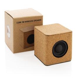 Speakers bedrukken Kurk 3W draadloze speaker