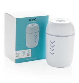 Corona preventie gerelateerde relatiegeschenken UV-C Luchtbevochtiger