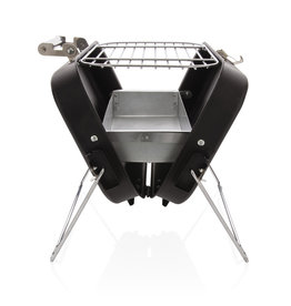 Barbecue geschenken relatiegeschenk Deluxe draagbare barbecue in koffer