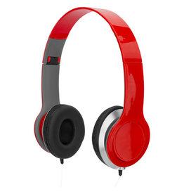 Hoofdtelefoons relatiegeschenk Cheaz opvouwbare koptelefoon