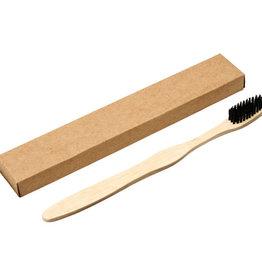 Bad & Wellness relatiegeschenk Celuk bamboe tandenborstel