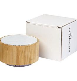 Speakers bedrukken Cosmos bamboe Bluetooth® speaker