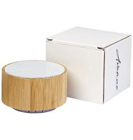 Speakers relatiegeschenk Cosmos bamboe Bluetooth® speaker