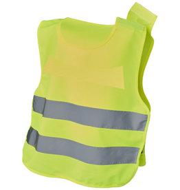 Veiligheidsgeschenk bedrukken Odile veiligheidsvest met klittenband voor kinderen van 3-6 jaar oud