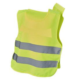 Veiligheidsgeschenk relatiegeschenk Odile veiligheidsvest met klittenband voor kinderen van 3-6 jaar oud
