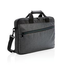 Laptoptassen bedrukken 900D laptop tas PVC vrij