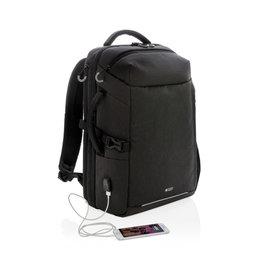 Rugzakken bedrukken Swiss Peak XXL business & travel backpack met RFID en USB