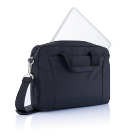 Laptoptassen bedrukken 15,4 inch exhibition laptop tas PVC-vrij