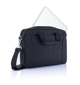 Laptoptassen bedrukken als relatiegeschenk 15,4 inch exhibition laptop tas PVC-vrij