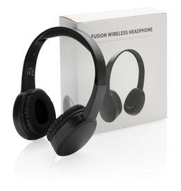 Hoofdtelefoons bedrukken Fusion draadloze hoofdtelefoon