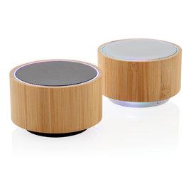 Speakers bedrukken Bamboo 3W draadloze speaker