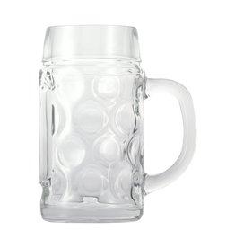 Glazen relatiegeschenk October Bierpul 500 ml 1076