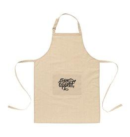 Cocina Organic Cotton schort 2876