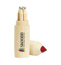 Kleurpotlood relatiegeschenk ColourWoody kleurpotloden 3245