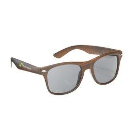 Zonnebrillen bedrukken als relatiegeschenk Looking Wood zonnebril 3299