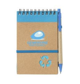 Notitieboekjes bedrukken als relatiegeschenk Notitieboekje recyclenote M
