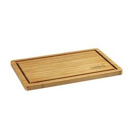 Serveerplank - Relatiegeschenk Bamboo Board snijplank 3977
