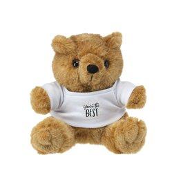 Relatiegeschenk bedrukken Browny Bear beer 4846