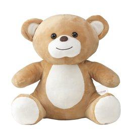 Relatiegeschenk bedrukken Billy Bear Giant Size knuffel 5373