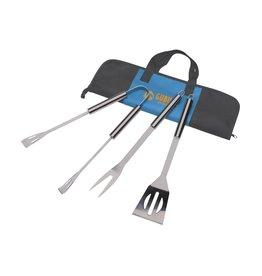Barbecue geschenken relatiegeschenk BBQ-Kit barbecueset 6241