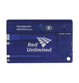 Relatiegeschenk bedrukken Victorinox Swisscard Quattro 6788