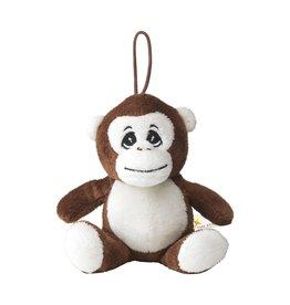 Relatiegeschenk bedrukken Animal Friend Monkey knuffel 6931