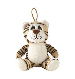 Relatiegeschenk bedrukken Animal Friend Tiger knuffel 6933