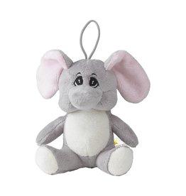 Relatiegeschenk bedrukken Animal Friend Elephant knuffel 6937