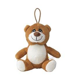 Relatiegeschenk bedrukken Animal Friend Bear knuffel 6938
