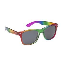 Zonnebrillen bedrukken als relatiegeschenk Rainbow zonnebril CL0619