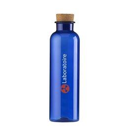 Waterflessen relatiegeschenk Waterfles Corky 650 ml
