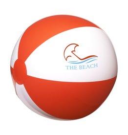 Strandartikelen relatiegeschenk BeachBall Ø 28 cm strandbal CL0864